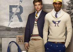 Men's from Rugby Ralph Lauren.  Handsome.