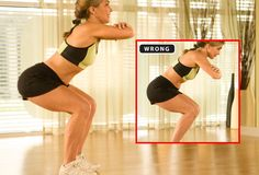 Most Effective Exercises Pictures Slideshow: Squats, Lunges, and More