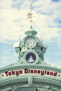 keiko lynn: Tokyo Diaries: Part Two, Tokyo Disneyland