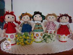 Annie Dolls na xícara | Flickr - Photo Sharing!