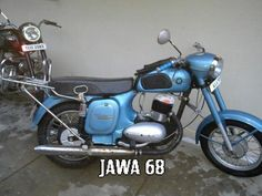 Jawa or later the Yezdi in India. Part of motorcycling lore, on the roads even today. Basquiat Paintings, Antique Motorcycles, Atv, Motorbikes, Biker, Automobile, Trucks, Classic Motorcycle, Vehicles