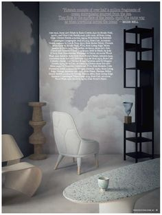 Our Wallpapers and Murals are frequently used for photo shoots and featured in editorials. Here is some of our recent press. Please don't hesitate to contact us if you have seen any of our products featured and want to know … Continue reading → Cloud Wallpaper, Wallpaper Decor, Ann Louise, Scandinavian Wallpaper, Photographers Near Me, Architectural Photographers, Vogue Living, Living Magazine, Uber