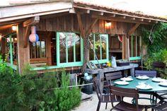 la cabane d'hortense Le Cap Ferret
