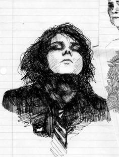 Gerard - NIce fan art>>ITS AMAZEBALLS