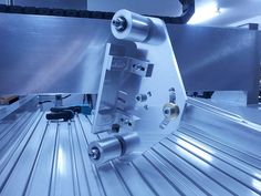 Новую машину построить точильщик пояса клон КМГ ( фото )