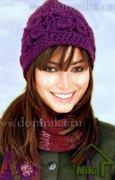 17770c93248 Knitted hats crochet with schemes