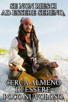 My favourite actor of all time: Johnny Depp as Captain Jack Sparrow in Pirates of the Caribbean.St Sense of Humor Matthew Fox, Captain Jack Sparrow, Johnny Depp Frases, Jack Sparrow Quotes, Pirate Life, Marlon Brando, Film Serie, Disney Quotes, Pirates Of The Caribbean