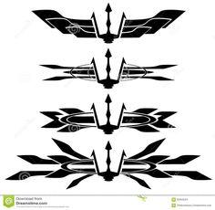 tattoo poseidon trident - Buscar con Google