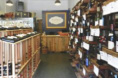 San Francisco expats Young and Kenneth Hung marry Napa Valley wine knowledge with quirkily themed free tastings and an accessible bottle selection. Prospect Heights, Napa Valley Wine, Four Square, Wines, Liquor Cabinet, The Neighbourhood, San Francisco, Knowledge, Restaurant