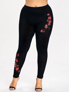 ee98f24efaa Drawstring Drop Bottom Plus Size Harem Pants
