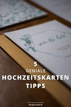 Mit diesen 5 Tipps fällt euch die Konzeptfindung für eure Hochzeitskarten auch leicht! #hochzeitskarten #hochzeitspapeterie #hochzeitseinladung #hochzeitstipps #hochzeitsplanung