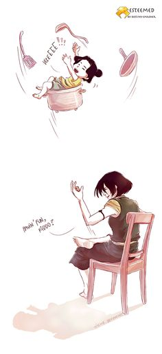 Playtime #Toph #LinBeiFong