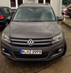 VW Tiguan 2.0 TDI 09.-24.10.2014 #sixt