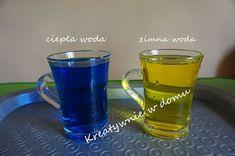 Balonowo-wodne eksperymenty | Kreatywnie w domu Mugs, Tableware, Diy, Dinnerware, Bricolage, Tumbler, Dishes, Mug, Place Settings
