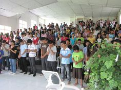 Christ Gospel Church sponsored a Youth Convention in the Philippines in October of 2011.