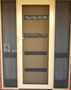 If you like spending time with doors, enjoy the fresh air without sacrificing protection and comfort with a high quality awning for your deck, patio, terrace or window. Melbourne, Custom Design, Security Doors, Garage Doors, Deck Patio, Shelves, Windows, Terrace, Outdoor Decor