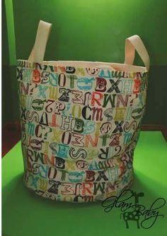cesto tela juguetero bolsa organizador guarda juguetes Cute Bags, Girls Bedroom, Diaper Bag, Quilts, Sewing, Kids, Storage, Home Decor, Scrappy Quilts