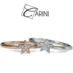 Everyday is good to make someone happy.. gives one of these colored, easy and fashionable rings. Diamonds 0.04 VS-SI G, rose and white gold. #carinigioielli #diamonds #jewellery #ootd #fashion #fashiongram #stylegram #spring #etsyartist #etsyseller #instadaily #style #instalike #wedding #handmadejewelry #bridals #fashionjewelry #anelli #pretty #trendy #etsy #moda #anillo #accessory #gift #regalo #simplejewelry #designer #gemstone #outfits