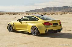 Vorsteiner alarga carroceria do BMW M4 em 18 cm   Best Cars