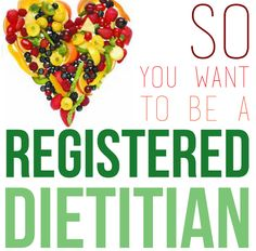 Interested in becoming a Registered Dietitian Nutritionist (RDN/RD)? Check out this page on forksandnature.wordpress.com to figure out how!