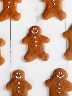 Get this tested, easy-to-follow recipe for soft and chewy gluten free gingerbread men cookies. Perfect for those Christmas cookie trays!