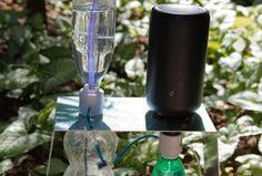A Embrapa Instrumentação desenvolveu uma alternativa econômica e eficaz de irrigação por gotejamento que é ideal para pequenos produtores