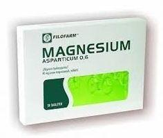 MAGNESIUM ASPARTICUM x 50 tablets