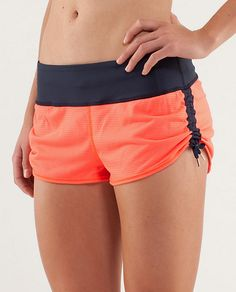hot move short *silver | women's shorts | lululemon athletica