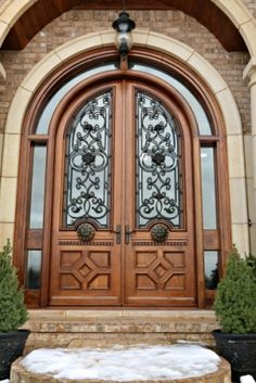 Mahogany Round Top Door African Mahogany Doors Arched Round