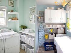 Decor Salteado - Blog de Decoração | Design | Arquitetura | Paisagismo: Área de serviço – saiba como decorar e por incrível que pareça veja ...