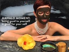 Revitalize your skin with the three most potent (and best-selling) skincare treatments from Mahalo, the independent eco-chic skincare line from Hawaii.