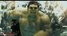 The Hulk Anger ... you were warned
