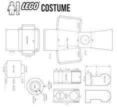 Risultati immagini per how to make lego hands for a costume
