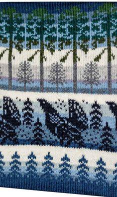 Neuleet lahjaksi naiselle tai miehelle | Päivineule, Lieksa Double Knitting, Damask, Knit Crochet, Wildlife, Crocheting, Pictures, Tips, Decor, Tejidos