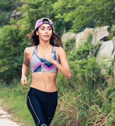 Sweat It Out with Adrianne Ho