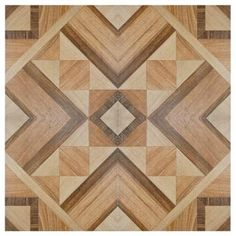 Merola Tile Versailles Natural 17-3/4 in. x 17-3/4 in. Ceramic Floor and Wall Tile (11 sq. ft. / case)-FGF18VSN at The Home Depot