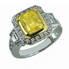 Statement Diamond Jewelry