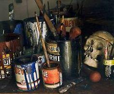 Jackson Pollock Studio