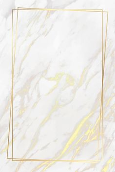 Download Golden Frame On Marble Background for free