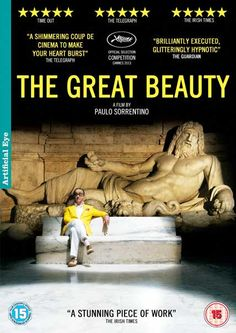 "Our #DVDofTheWeek is ""The Great Beauty"" by Paolo #Sorrentino.  You can find this DVD in #London also at The Italian Bookshop, the only place with the largest collection of Italian DVD with English subtitles.  (Do you like Italian Cinema? Support our ""Italian Docs Online"": #IDO14)"