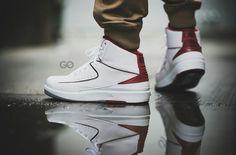 Air Jordan 2 - Varsity Red