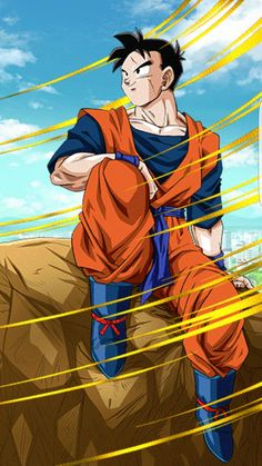 Dragon Ball Z, Mirai Gohan, Db Z, Kimi Ni Todoke, Dark Anime, Goku, Superhero, Battle, Character