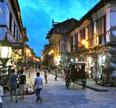 Vigan declared 'Wonder City' - Yahoo News Philippines Vigan Philippines, Philippines Beaches, Philippines Travel, Most Beautiful Cities, Wonderful Places, Places To Travel, Places To See, Travel Destinations, New Seven Wonders