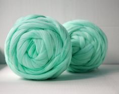 Hey, I found this really awesome Etsy listing at https://www.etsy.com/listing/247799779/set-of-2-balls-super-thick-yarn-23