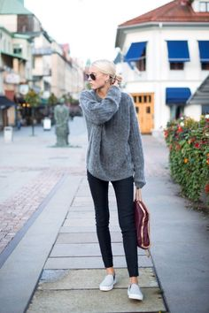 San Francisco Street Style: Winter Edition - Sprouted Fresh