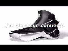 Chaussure connecté - smartshoes - YouTube