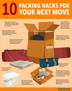 Packing Hacks that will change your life and make you immortal also probably