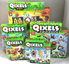 Qixels Canada Contest -Win Awesome Prize of Qixel Toys! http://www.lavahotdeals.com/ca/cheap/qixels-canada-contest-win-awesome-prize-qixel-toys/118287