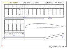 Resultado de imagen para moldes para hacer barcos de madera