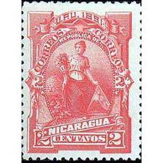 Ecuador, Honduras, Nicaragua and El Salvador Seebeck Reprints Stamps